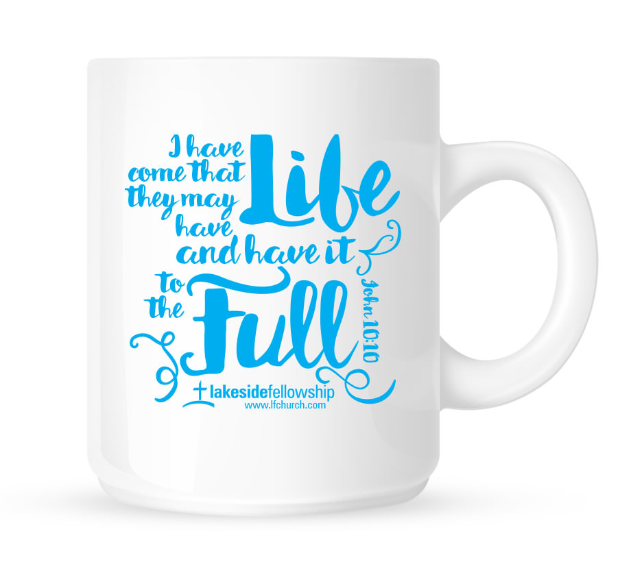Lakeside Fellowship Mug